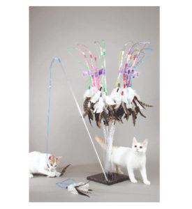 Katzenwedel_eather Toys
