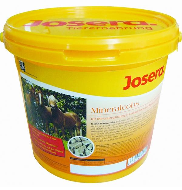 josera-pferdefutter-mineralcobs